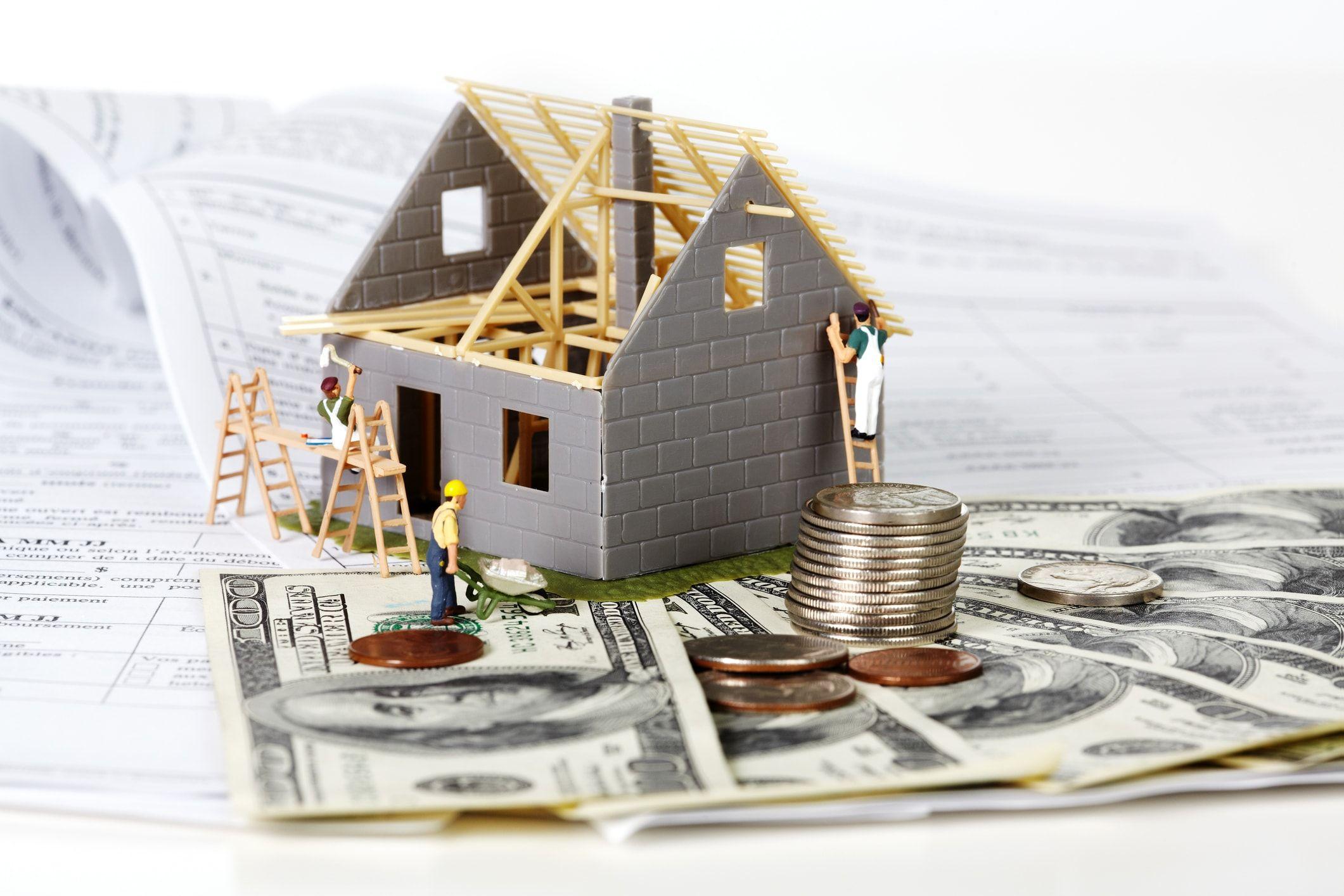 организовать провести затраты на строительство частного дома фото покров постоянно
